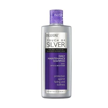 Pro Voke Touch Of Silver Colour Care Shampoo 200ml
