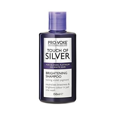 Pro Voke Touch Of Silver Brightening Shampoo 150ml