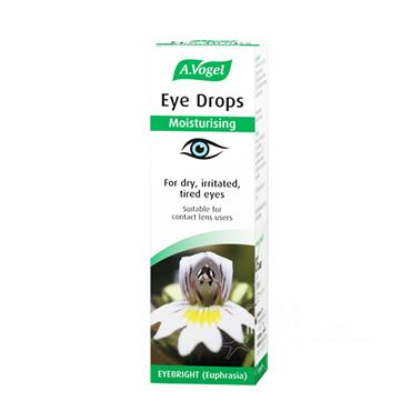 A. Vogel Eye Drops For Dry Irritated Tired Eyes 10ml