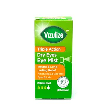 Vizulize Dry Eyes Mist Spray 10ml