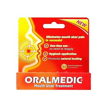 Oralmedic Mouth Ulcer Treatment