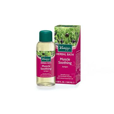 Kneipp Herbal Bath Juniper Muscle Soother 100ml