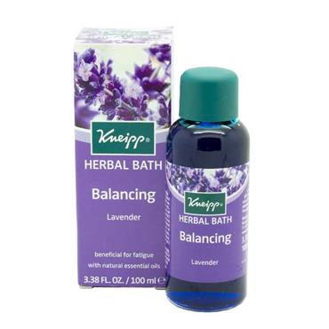 Kneipp Herbal Bath Lavender Balancing Bath Treatment 100ml