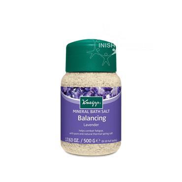 Kneipp Balancing Mineral Bath Salts Lavender 500g