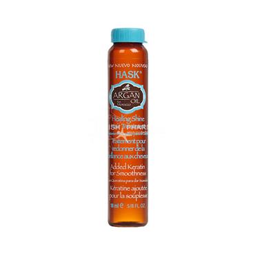 Hask Argan Oil Repairing Shine Hair Treatment 18ml