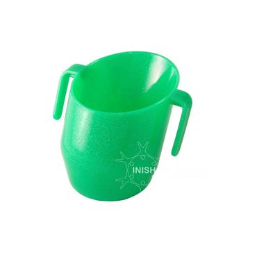 Doidy Cup - The Unique Training Cup from Bickiepegs - 3 Months+ Green