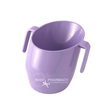 Doidy Cup - The Unique Training Cup from Bickiepegs - 3 Months+ Lilac
