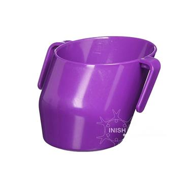 Doidy Cup - The Unique Training Cup from Bickiepegs - 3 Months+ Purple