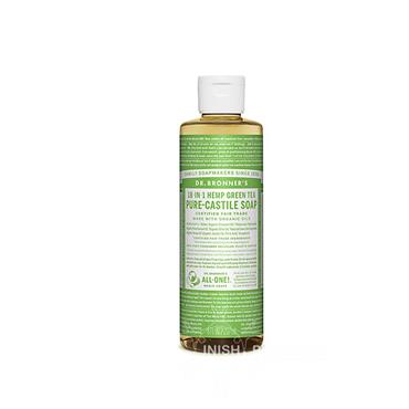 Dr Bronner's Green Tea Pure-Castile Soap 237ml