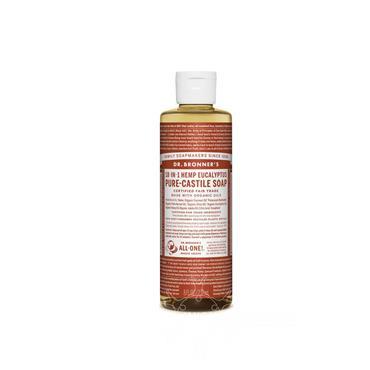 Dr Bronner's Eucalyptus Pure-Castile Soap 237ml