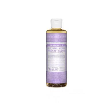Dr Bronner's Lavender Pure-Castile Soap 237ml