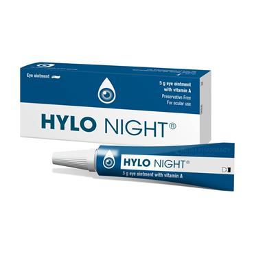Hylo-Night (Vita-Pos) Eye Ointment 5g
