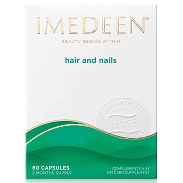 Imedeen Hair & Nails - Silica And Biotin Formula 60 Capsules