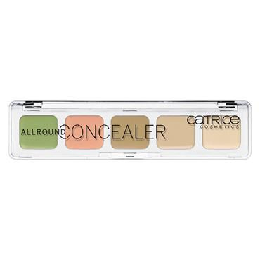 Catrice All Round Concealer 5 Shade Palette