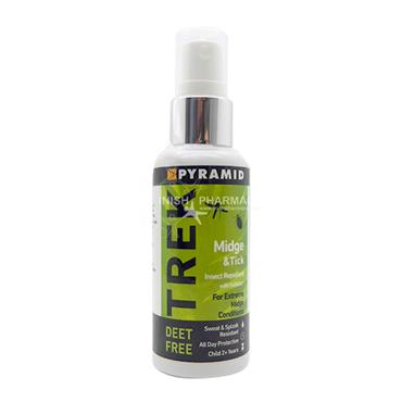 Pyramid Trek Deet Free Midge & Tick Repellent 60ml