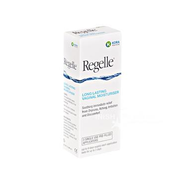 Regelle Long Lasting Vaginal Moisturiser 3 Pre-filled applicators