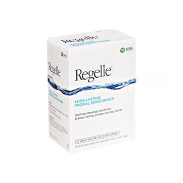 Regelle Long Lasting Vaginal Moisturiser 12 Pre-filled applicators