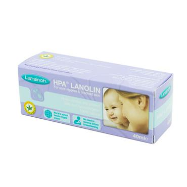 Lansinoh HPA Lanolin for Sore Nipples & Cracked Skin 40ml