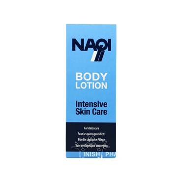 NAQI Body Lotion Intensive Skin Care 200ml