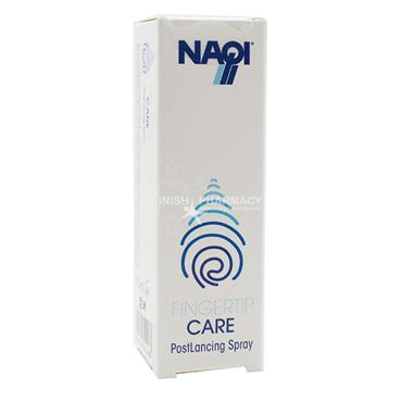 NAQI Fingertip Care Post Lancing Spray 30ml