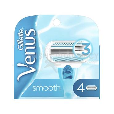 Gillette Venus Smooth Blades 4 Pack