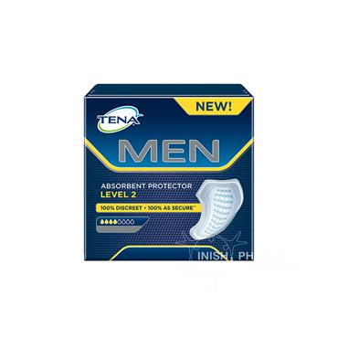 Tena Men Pads Level 2 10 Pack