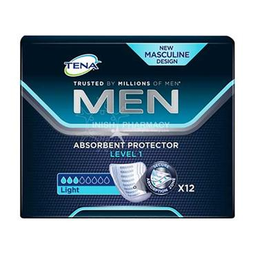 Tena Men Pads Level 1 12 Pack