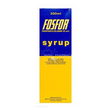 Fosfor Syrup 200ml
