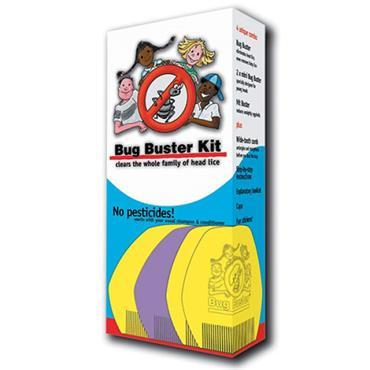 Head Lice Bug Buster Kit