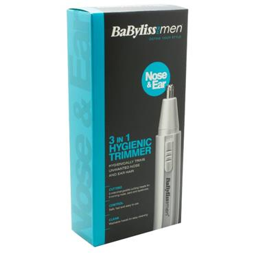 Babyliss for Men 3 in 1 Hygienic Trimmer