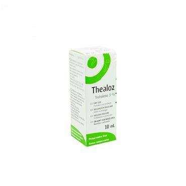 Thealoz Trehalose Dry Eye 3% Eyedrops 10ml