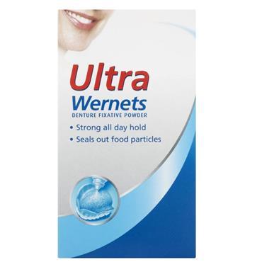 Ultra Powder Wernets 40g x 10 Pack (TEN)