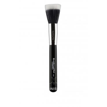 Blank Canvas Cosmetics F03 Large Duo Fibre Stipple Brush