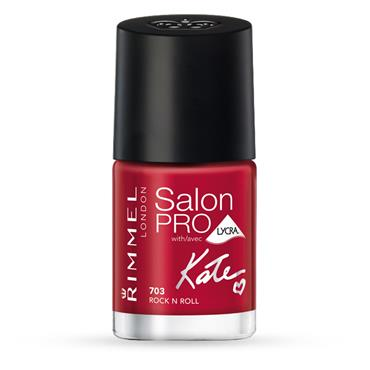 Rimmel Salon Pro Nail Polish Rock N Roll 703 12ml