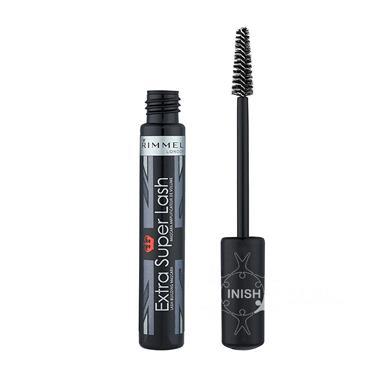 Rimmel Extra Super Lash Mascara 101 Black Black 8ml