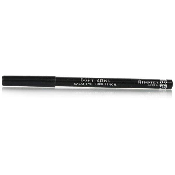 9a9f4bf6481 Rimmel Soft Kohl Kajel Eye Pencil 061 Jet Black 1.2g | Inish ...