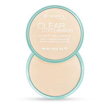 Rimmel Clear Complexion Powder 021 Transparent 16g