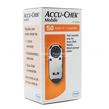 Accu-Chek Mobile 50 Test Cassette