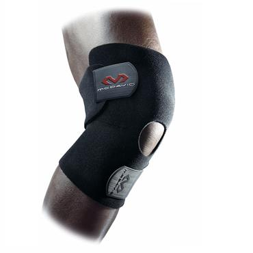 McDavid Knee Wrap Adjustable & Open Level 1 Primary Protection OSFM 409