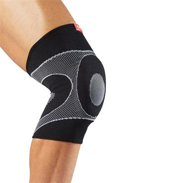 McDavid Knee Sleeve 4 Way Elastic with Gel Buttress Med Level 2 Advanced Protection 5125