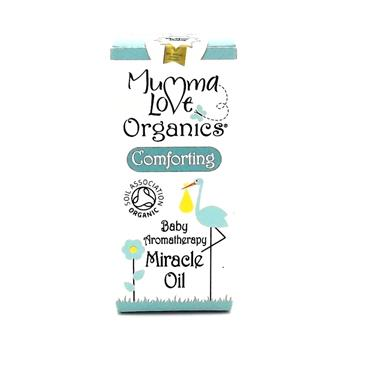 Mumma Love Organics Baby Aromatherapy Miracle Oil 10ml
