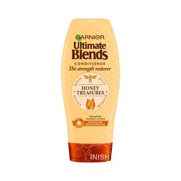 Garnier Ultimate Blends Honey Treasures Conditioner For Damaged Hair 600ml