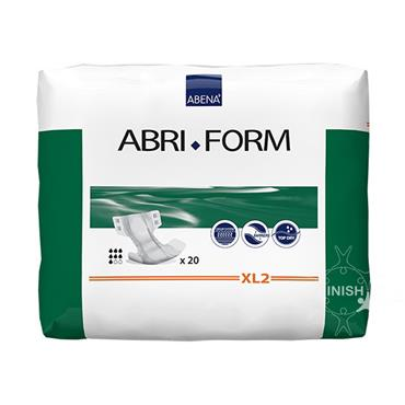 Abena Abri-Form XL2 All-in-One Pads 20 Pack Ref 4169