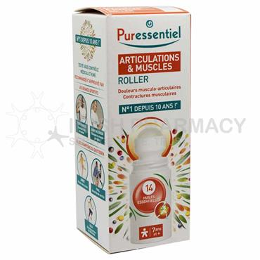 Puressentiel Muscles & Joints Roller 75ml