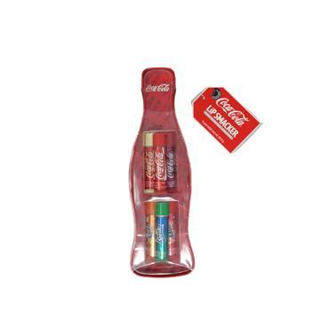 Lip Smacker Vintage Bottle Tin Lip Balm 6 Pack