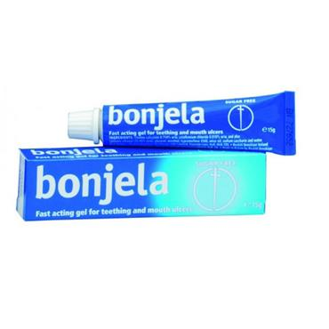 Bonjela for Mouth Ulcers 15G
