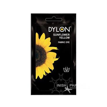 Dylon Hand Dye Sunflower Yellow 05
