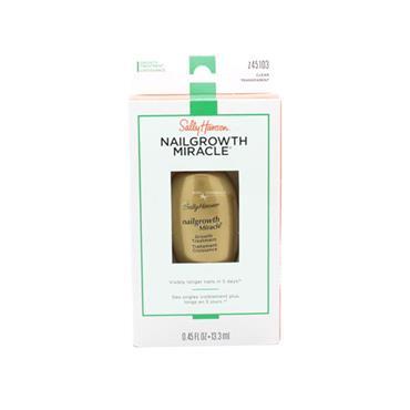 Sally Hansen Nailgrowth Miracle Salon Strength Treatment