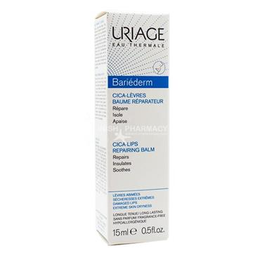 Uriage Bariederm Lips (Levres) 15ml