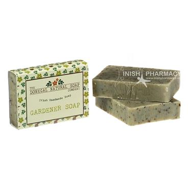 The Donegal Natural Irish Soap Company Handmade Irish Soap Gardener